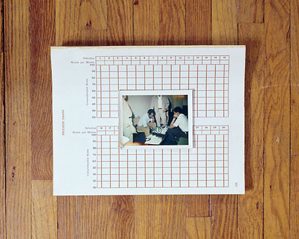 Leslie Hewitt, Riffs on Real Time, 2002-2005, ChromogenicPrint, Edition 6 of 10, 24 x 30 inches